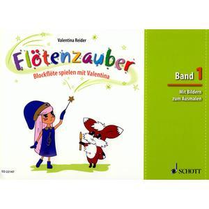 Schott Flötenzauber 1