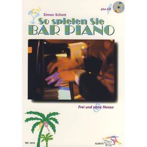 Schott So spielen Sie Bar Piano