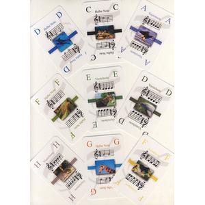 Art of Music Kartenspiel Note-Top