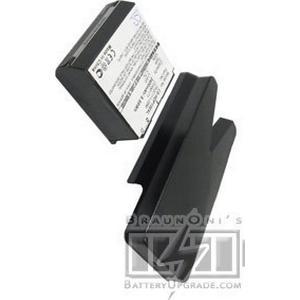 SoftBank X05HT batteri (2400 mAh, Svart)