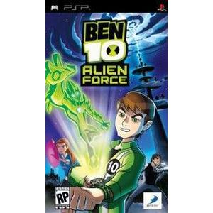 Ben 10: Alien Force -- The Game