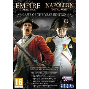 Empire: Total War & Napoleon: Total War - Game Of The Year Edition