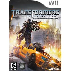 Transformers: Dark of the Moon – Stealth Force Edition