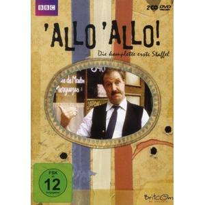 Allo 'Allo! – Die komplette erste Staffel [DVD]