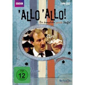 Allo 'Allo! – Die komplette zweite Staffel [DVD]