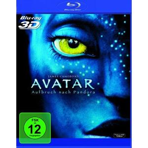 Avatar 3D (Blu-ray 3D + Blu-ray + DVD)