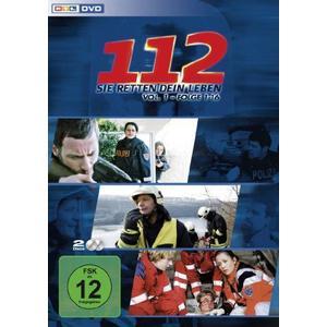 112: Sie retten dein Leben, Vol. 1: Folgen 1-16 [DVD]