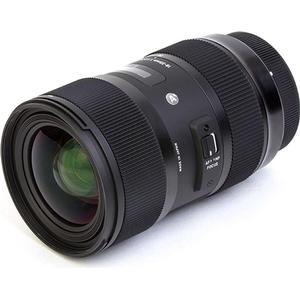 Sigma 18-35mm F1.8 DC HSM Art for Canon EF