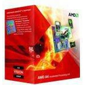 AMD A4-4000 3.2GHz, Box