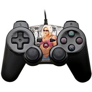 Big Ben Bigben Wired Controller California Girl (PS3/PC)