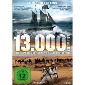 13.000 Kilometer – Die Männer der Emden [DVD]