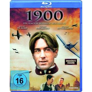1900 – Ungekürzte Fassung [Blu-ray]