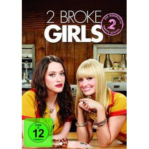 2 Broke Girls – Staffel 2 [DVD]