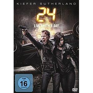 24 Live Another Day: Season 9 [DVD]