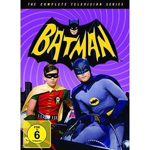 Batman – Die komplette Serie (18 Discs) [DVD]
