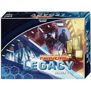 Z-Man Games Pandemic: Legacy Season 1 Blue