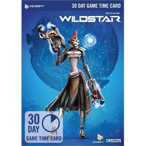 WildStar – 30 Day Game Time Card