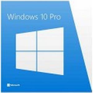 Microsoft Windows 10 Professional - 32/64 Bit