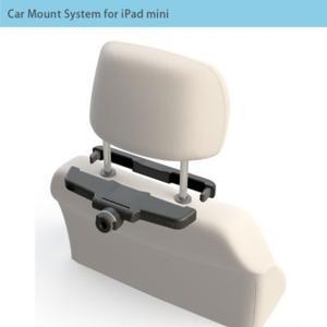 Exelium XFLAT-UP220 4in1 iPad mini Wandhalterungs-, Standfuß- und Kopfstützensystem