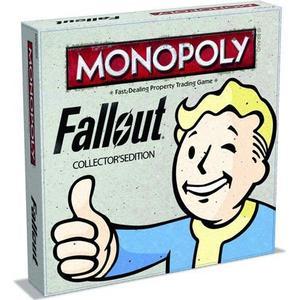 Winning Moves Ltd Monopoly: Fallout