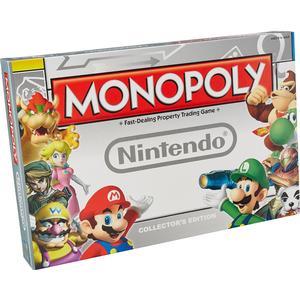 Winning Moves Ltd Monopoly: Nintendo