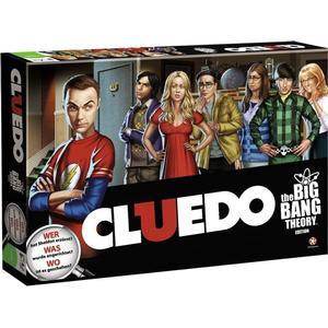 Winning Moves Ltd Cluedo The Big Bang Theory