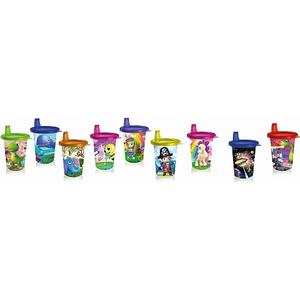 Babies ´R´ Us Nuby – Pick Nick Trinkbecher 300 ml, 3-er Pack