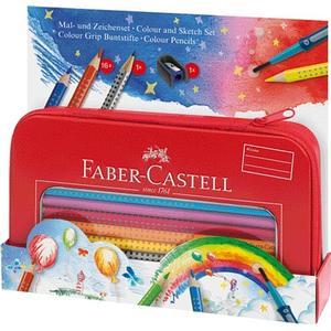 BBM Faber-Castell – Colour GRIP Mal-und Zeichenset Ballon