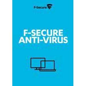 F-secure Anti-Virus 1 Jahr