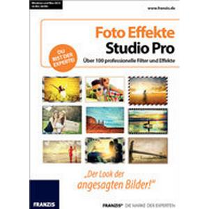 Franzis Verlag Foto Effekte Studio Pro - Mac