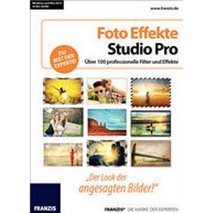 Franzis Verlag Foto Effekte Studio Pro - Win