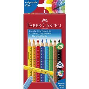 BBM Faber Castell – 8 Grip Jumbo Buntstifte