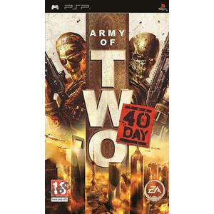 2K Games Army of Two: The 40th Day (Essentials)
