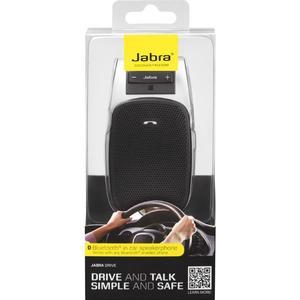Jabra Drive Bluetooth hands-free, Bluetooth 3.0, upp till 20 timmars taltid, sva