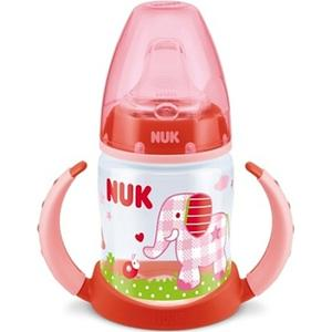 Babies ´R´ Us NUK – Trinklernflasche Babyglück 150ml, rot