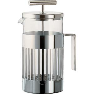Alessi Press Filter Coffee Maker 8 Cup