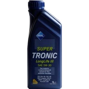 Aral SuperTronic LongLife III 5W-30 1L Motor Oil