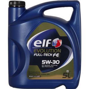 Elf Evolution Full-Tech FE 5W-30 5L Motor Oil
