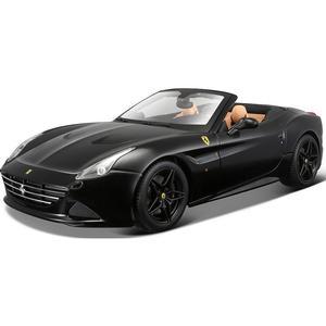 Bburago® Modellauto im Maßstab 1:18, »Ferrari California T Cabrio, schwarz«