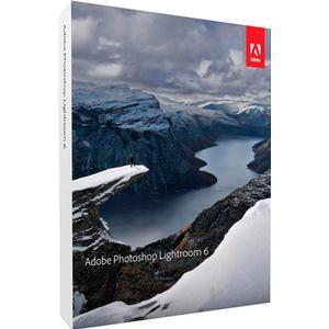 Adobe Lightroom 6 Win/Mac Sve DVD