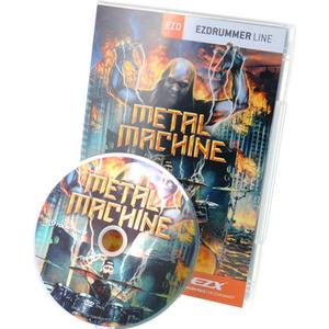 Toontrack EZX Metal Machine