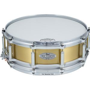 "Pearl 14""x5"" Free Floating Brass"