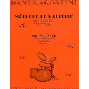 Dante Agostini Méthode De Batterie Vol.4