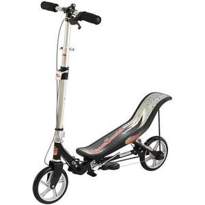 Space Scooter V2 Mattsvart