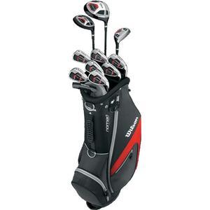 WILSON Golfschläger Komplettsatz Herren Graphit RH Profile XLS