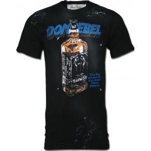 Dom Rebel Herren Shirt DR Whiskey