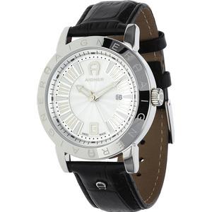 Aigner Herren Armbanduhr Cortina Schwarz A26053