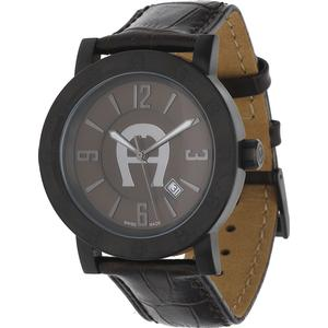 Aigner Herren Armbanduhr Cortina Braun A26077