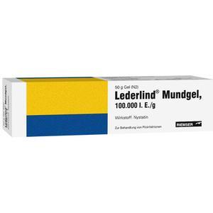 Abanta Pharma GmbH Lederlind® Mundgel