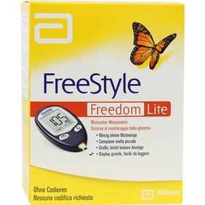 Abbott GmbH & Co. KG Abbott Diabetes Care FreeStyle Freedom Lite Set mg/dl ohne Codieren